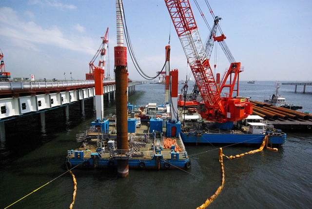 Tokyo International Airport D Runway Out of The Construction 【Jetty Ⅱ Area】イメージ