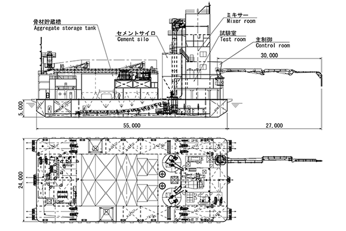 Dai-Sanjyuroku-Yutaka Specification Sheet of Vessel